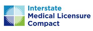 interstate medical license compact logo
