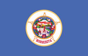 Minnesota flag